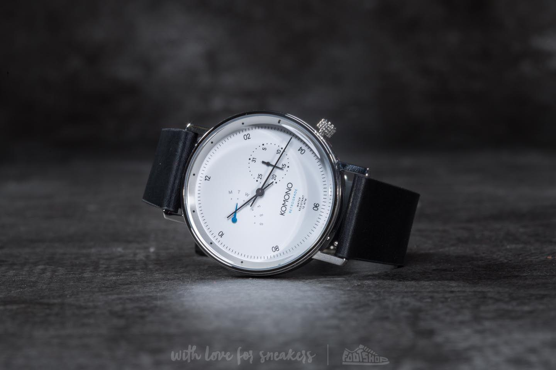 Komono Walther Retrograde White