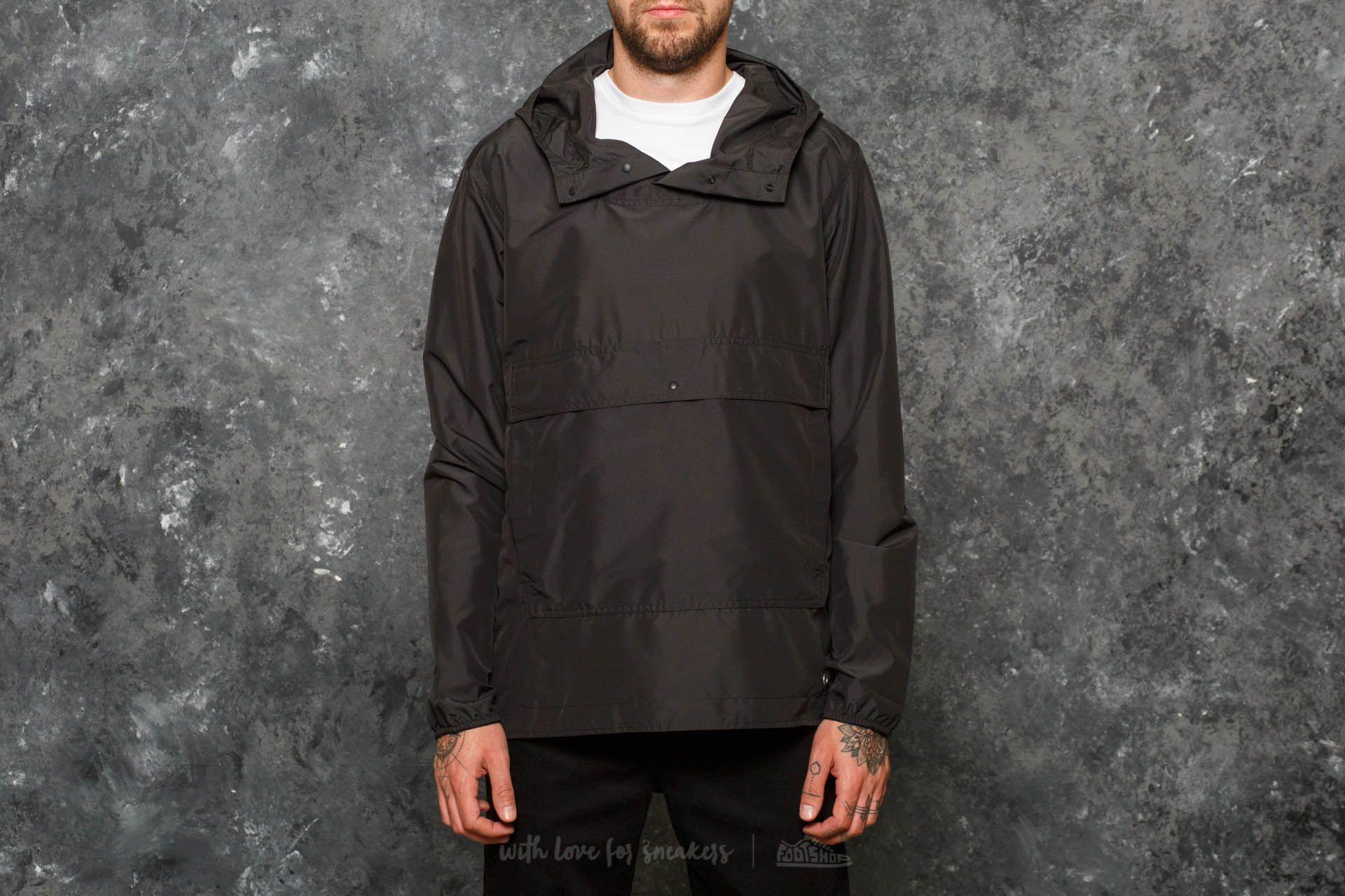Herschel Supply Co. Voyage Anorak Jacket Black