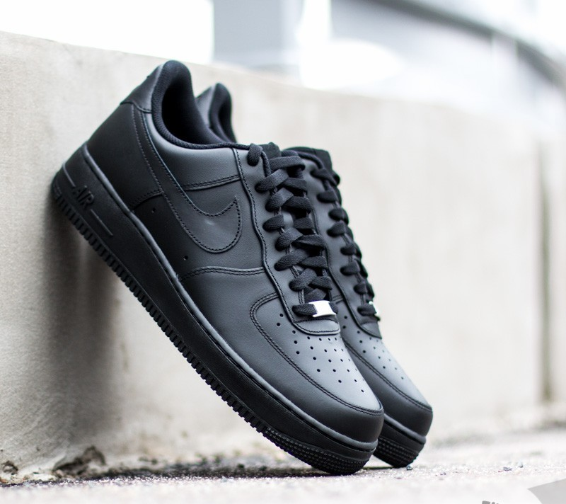 Nike Air Force 1´07Black/Black