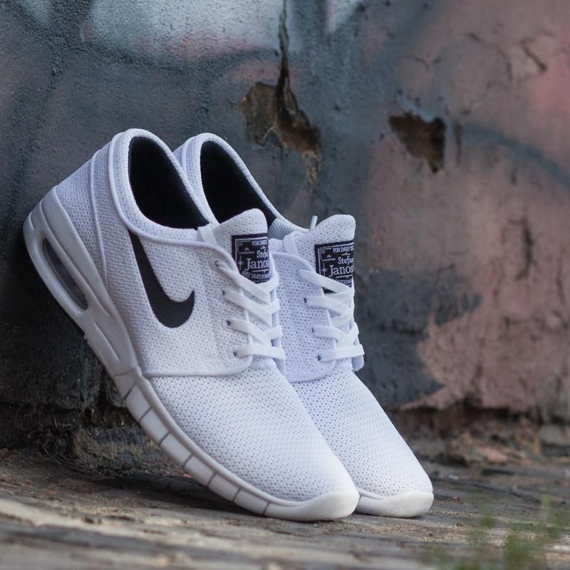 Nike Stefan Janoski Max White/ Black