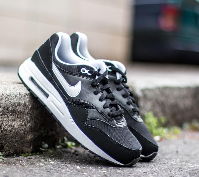 Nike Air Max 1 (GS) Black/ White