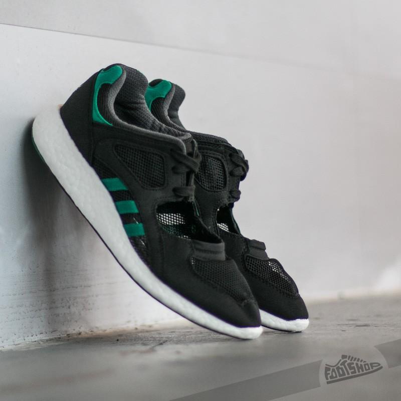 adidas Equipment Racing 91/16 W Core Black/ Bub Green/ Ftw White