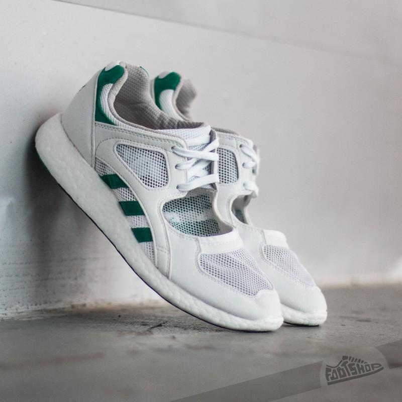 adidas Equipment Racing 91/16 W Ftw White/ Sub Green/ Core Black
