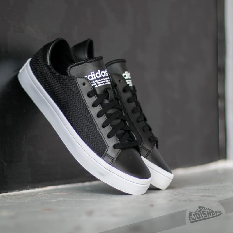 adidas Court Vantage W Core Black / Core Black Ftw White