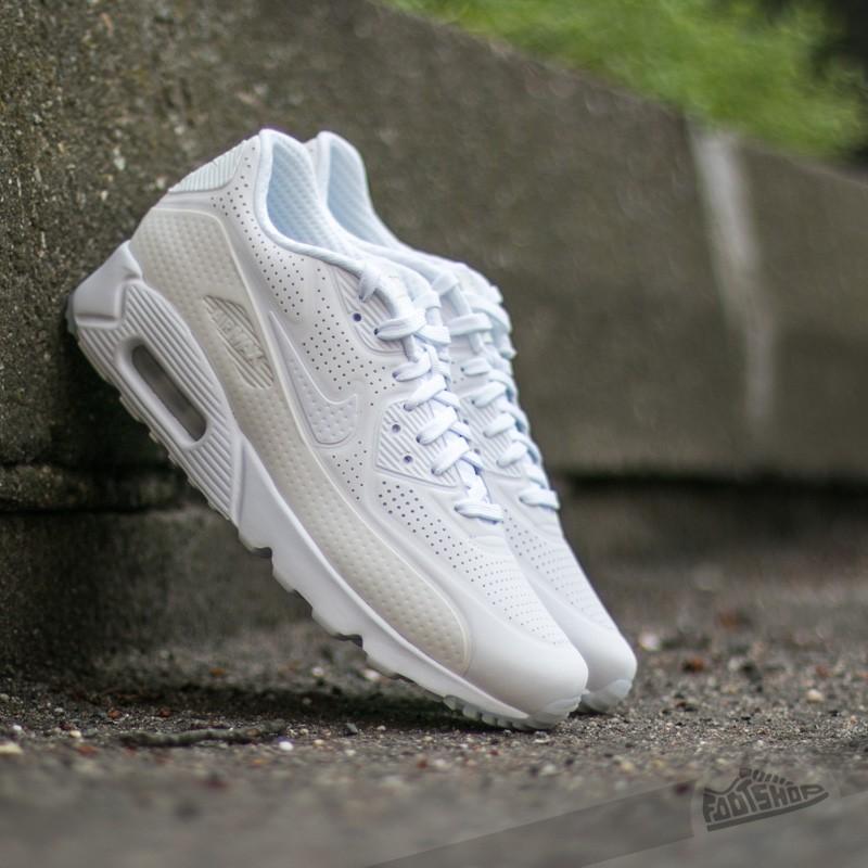 Nike Air Max 90 Ultra Moire White/ White - White - White