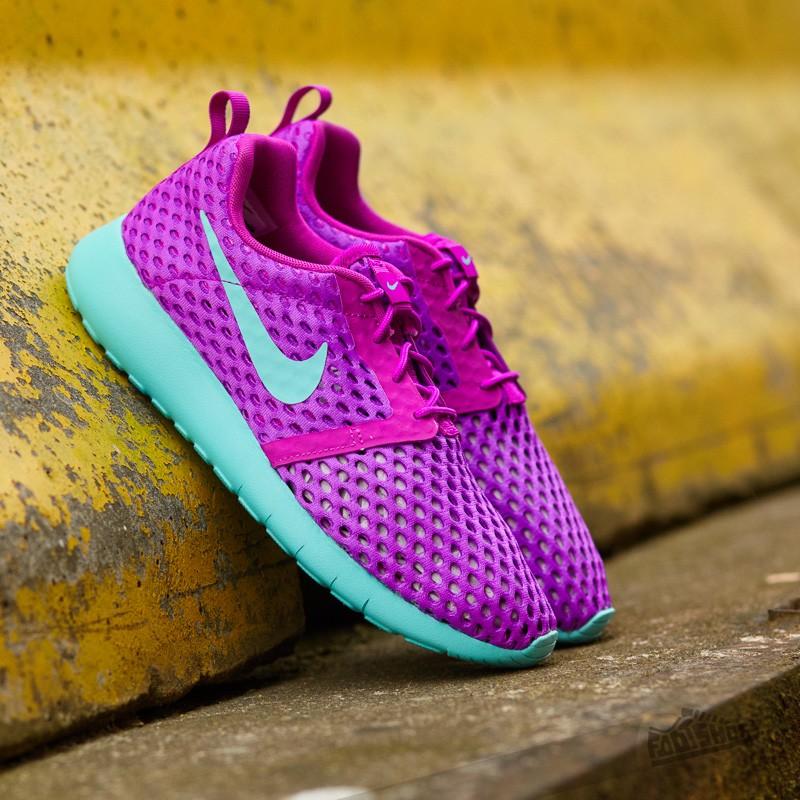 Nike Roshe One Flight Weight (GS) Hyper Violet/ Hyper Turquoise