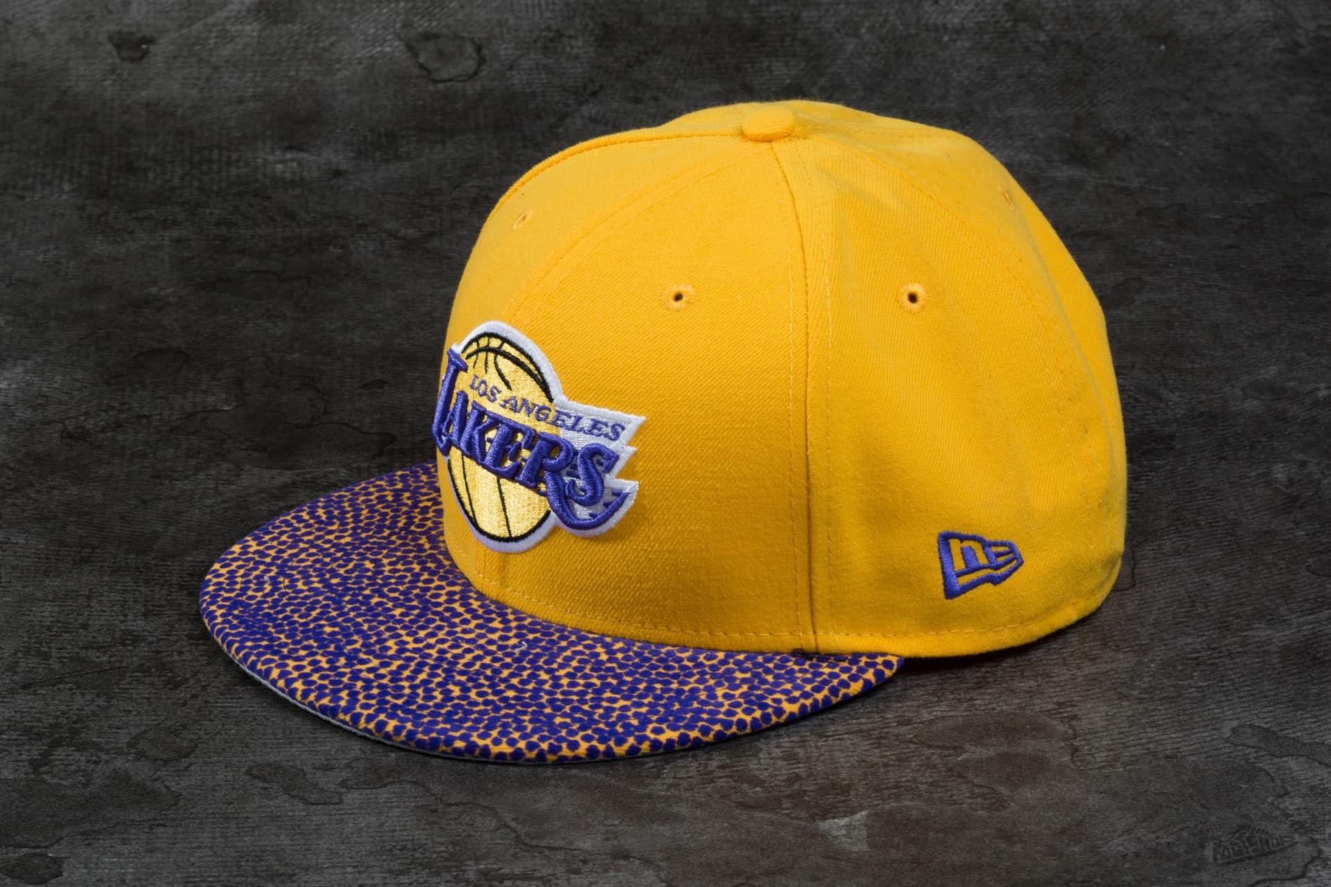 New Era 59FIFTY Team Vize LA Lakers