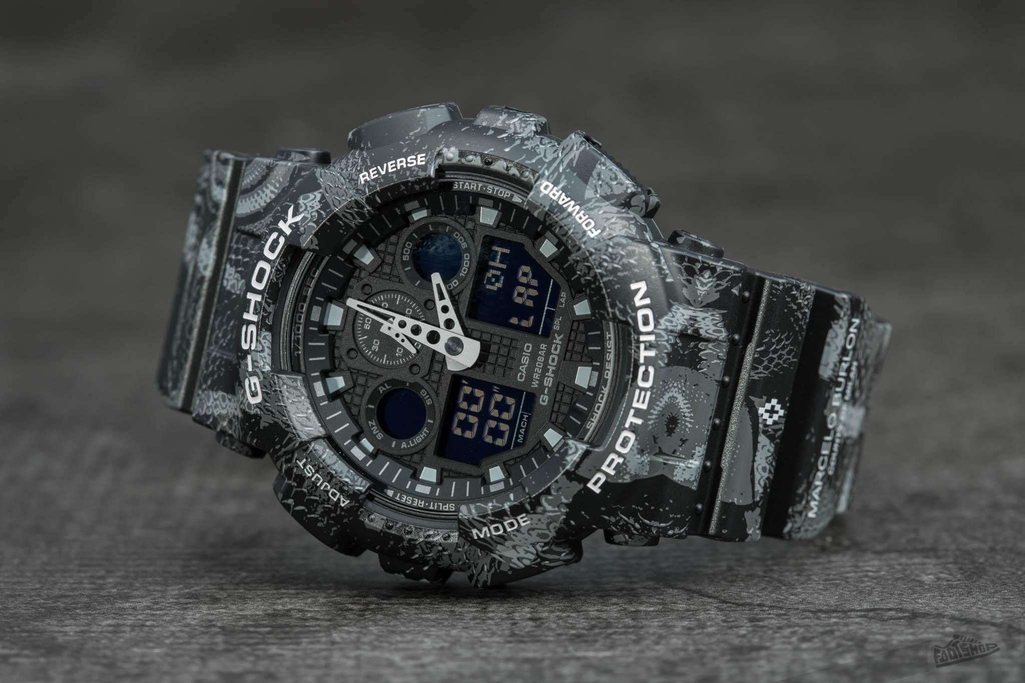 G-Shock GA-100MRB-1AER