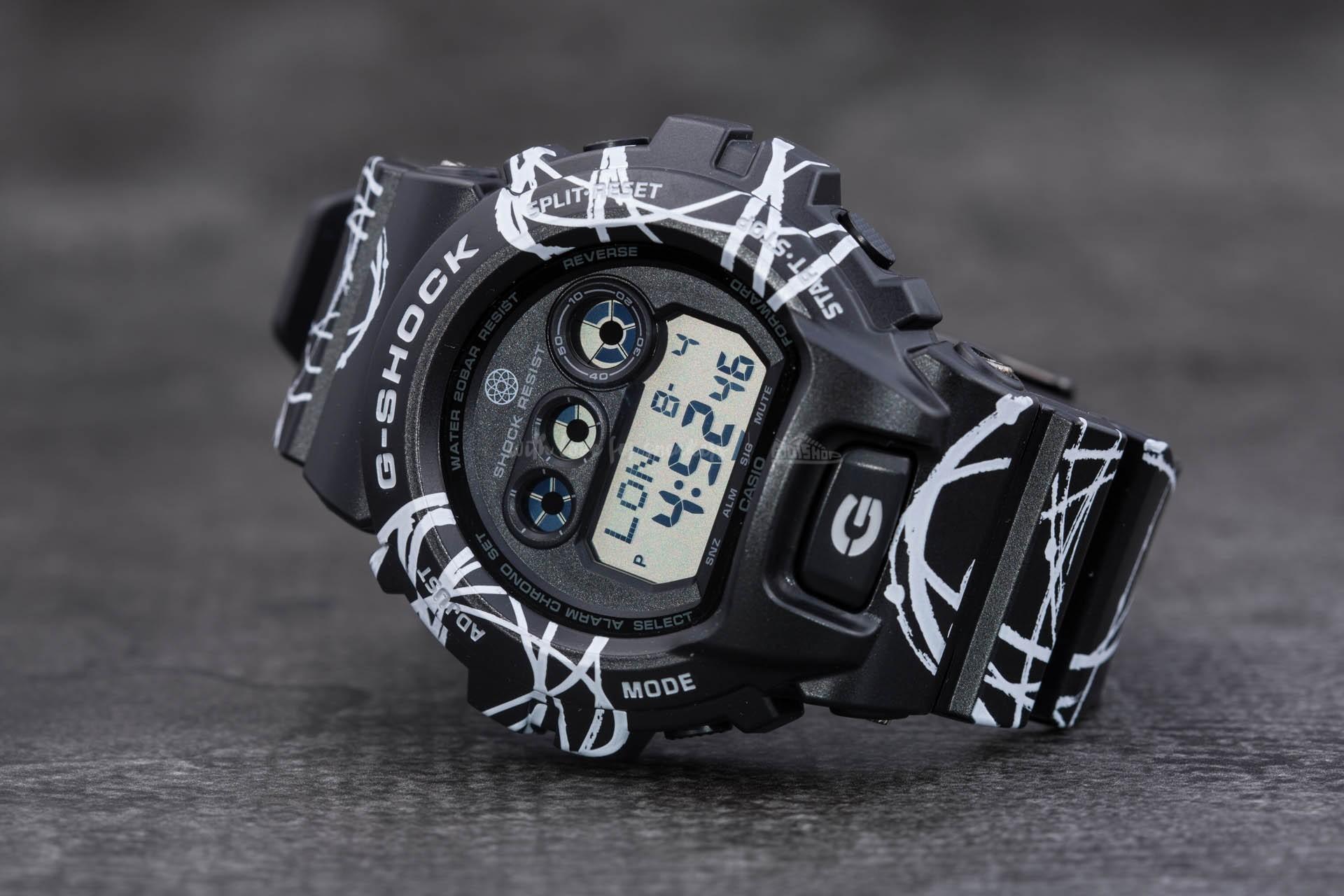 G-Shock GD-X6900FTR-1ER