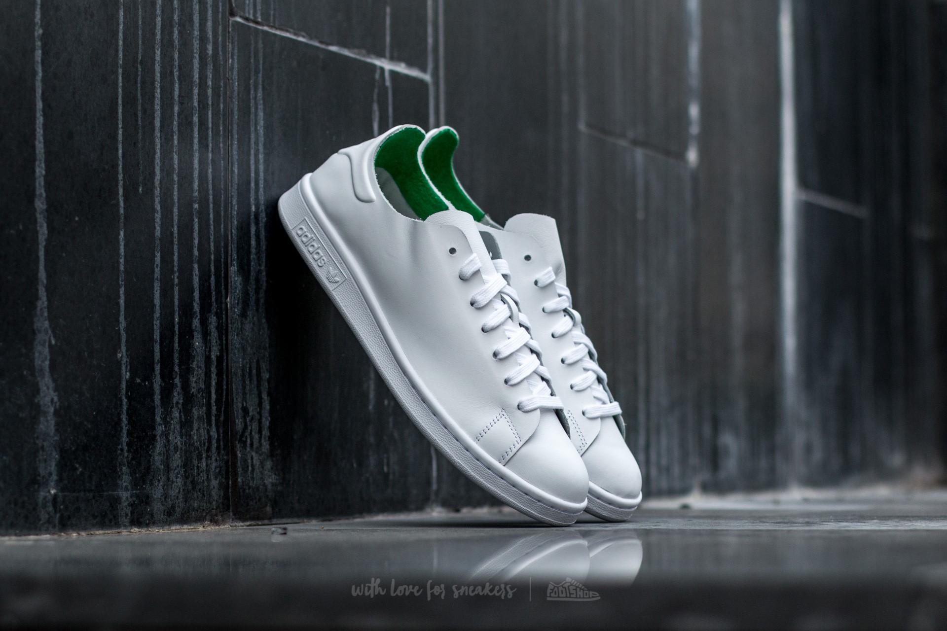adidas Stan Smith Nuude W Ftw White/ Ftw White/ Green