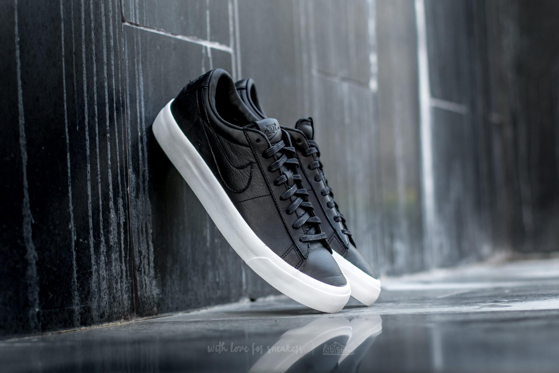 Nike Blazer Studio QS Black/ Black-White