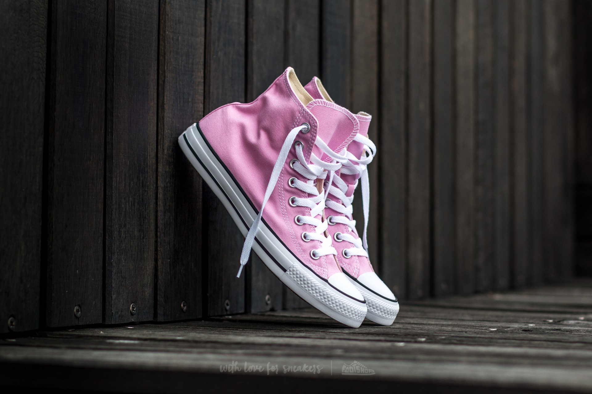 Converse Chuck Taylor All Star Hi Icy Pink
