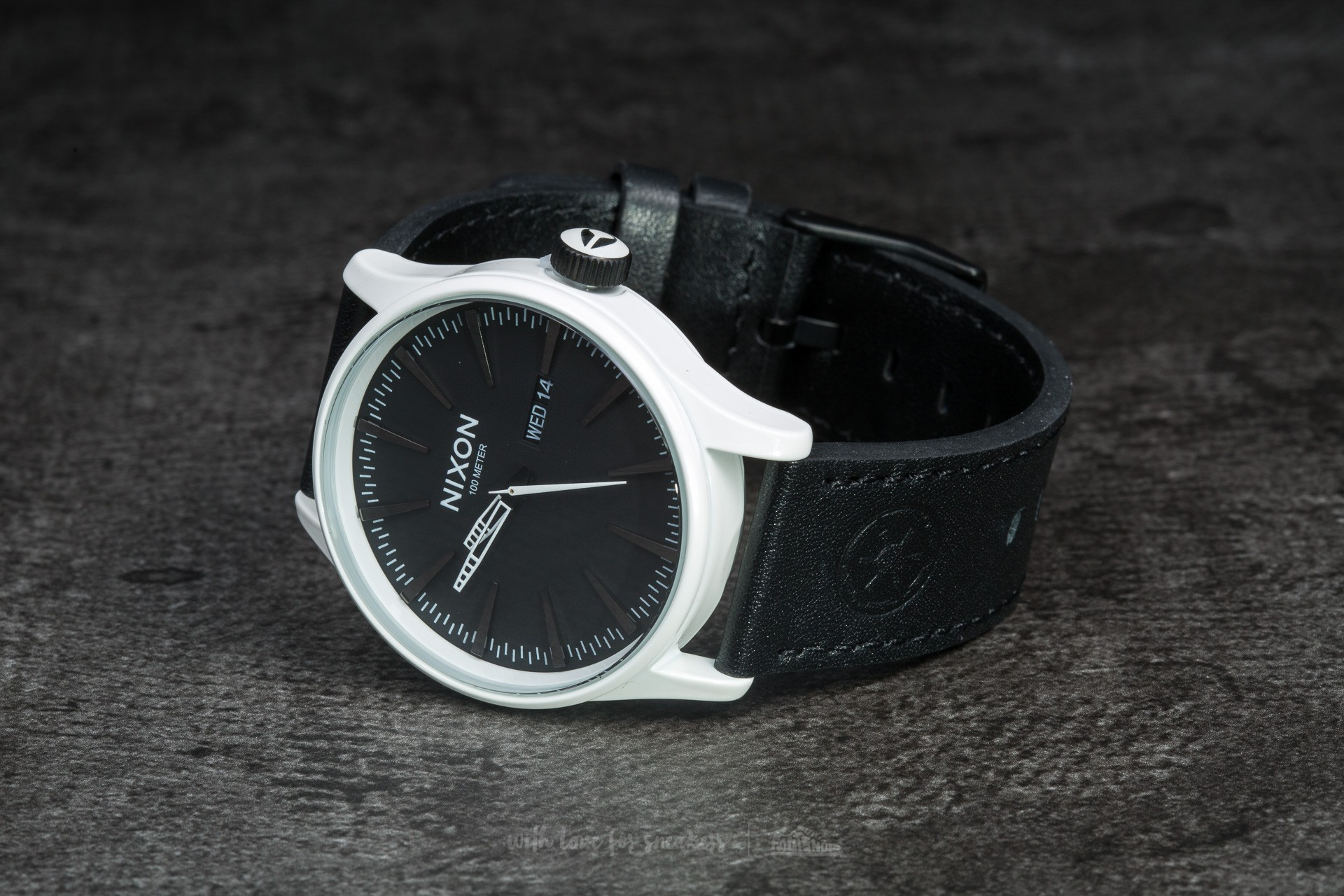 Nixon SENTRY LEATHER SW STORMTROOPER WHITE