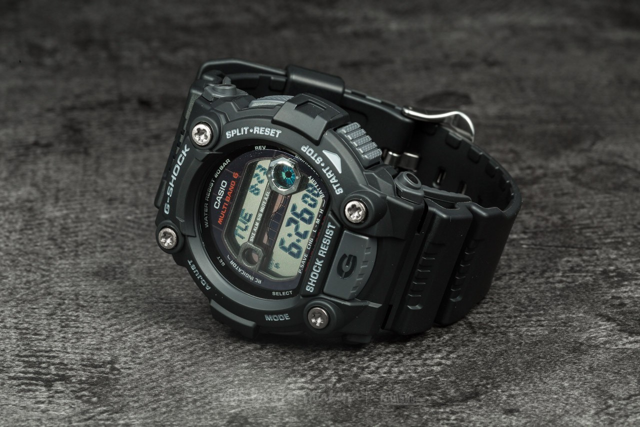 c2efd372a Casio GW-7900-1ER Mens G-Shock Tough Solar Digital Watch. EAN 4971850435259