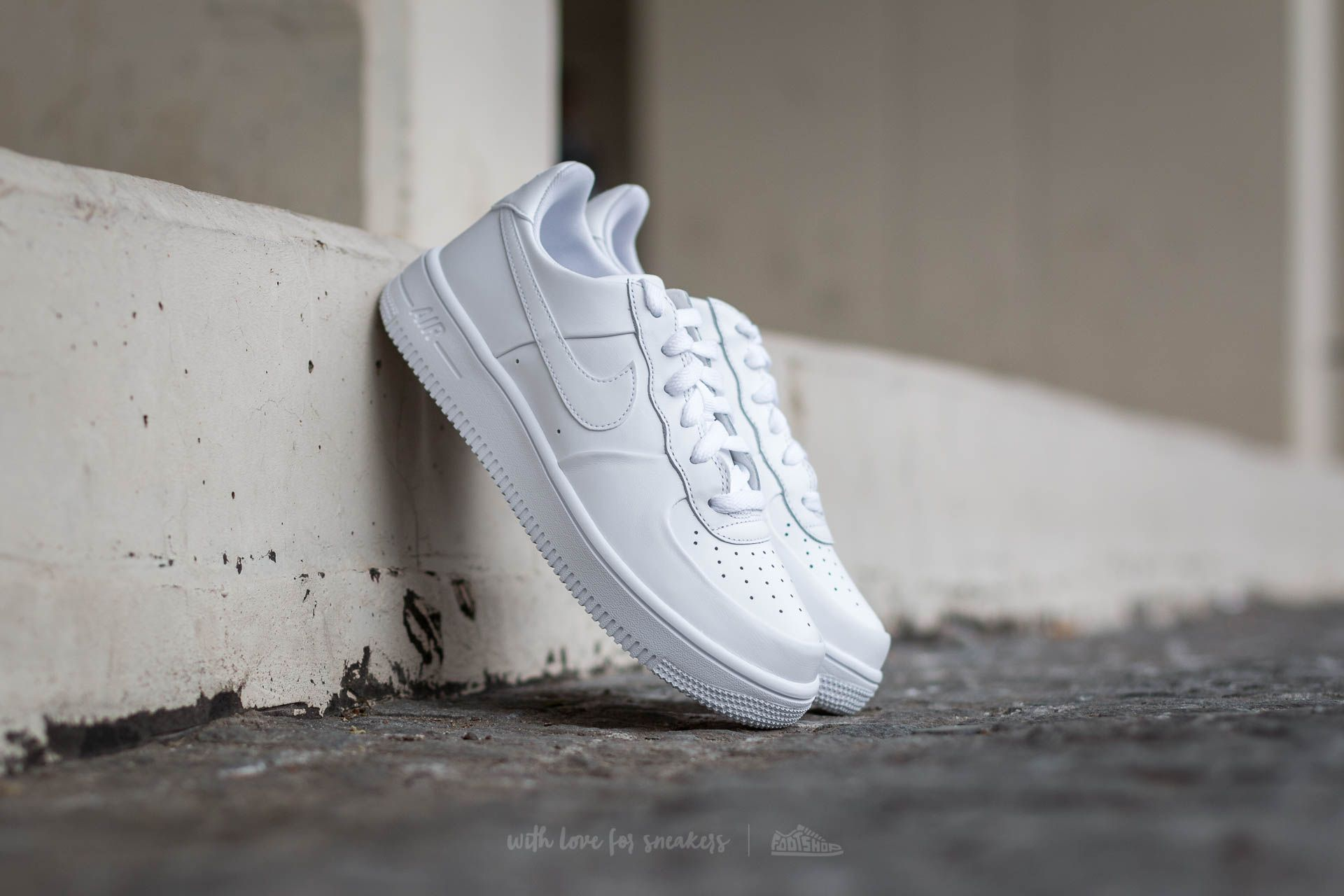Nike Air Force 1 Ultraforce (GS) White/ White-White