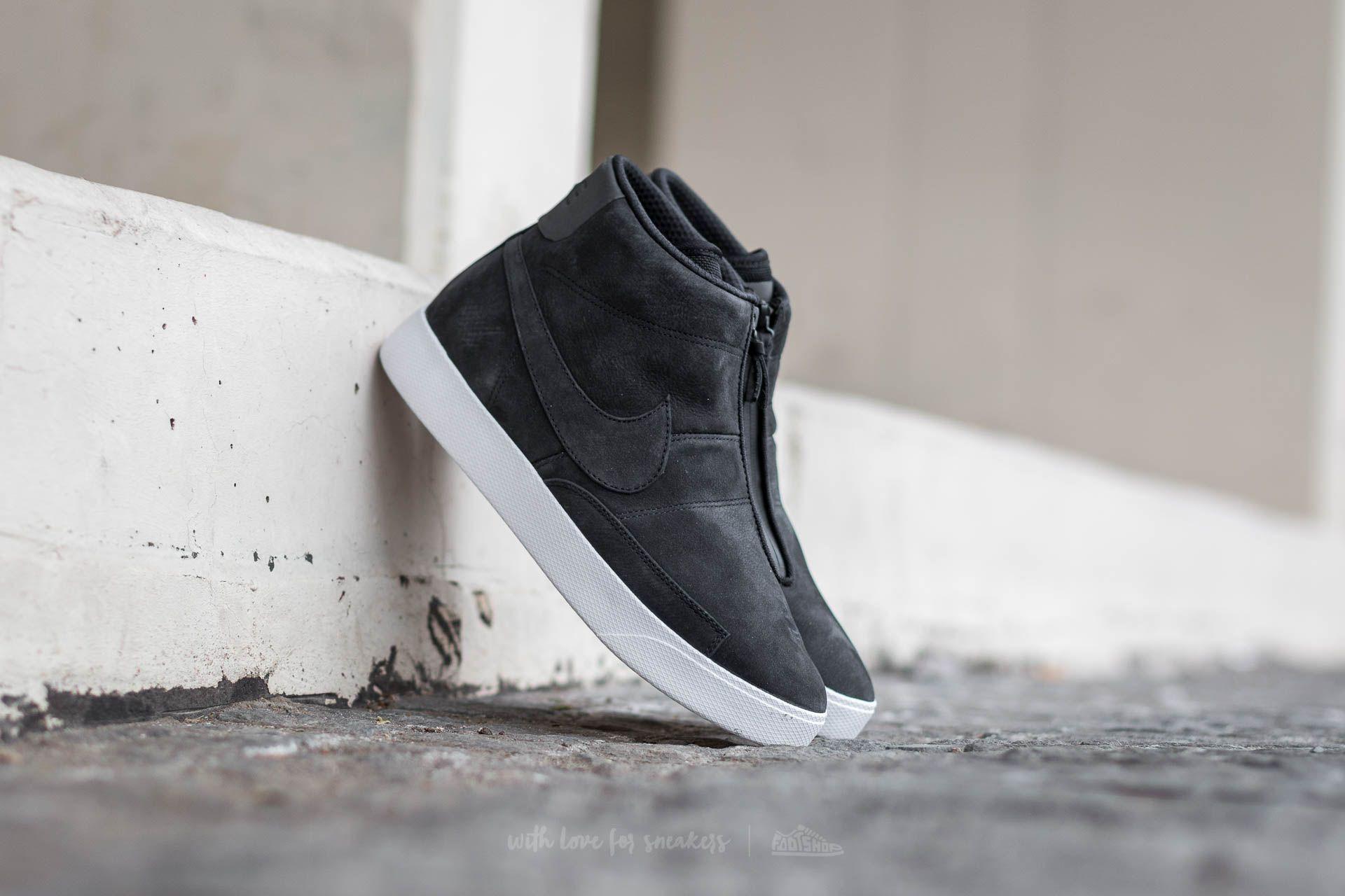 Nike Blazer Advanced Black/ Black-White