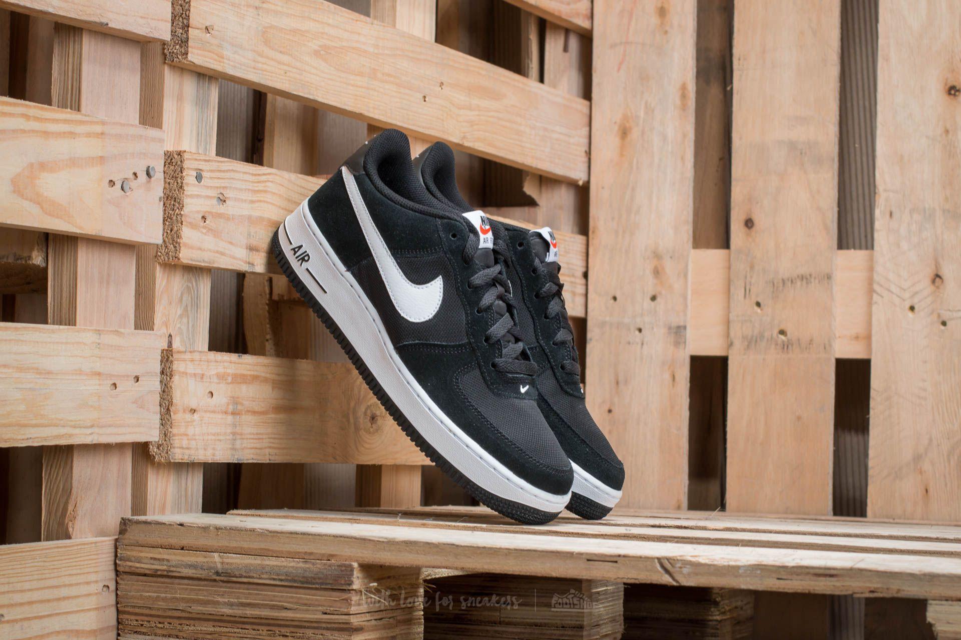 Nike Air Force 1 (GS) Black/ White