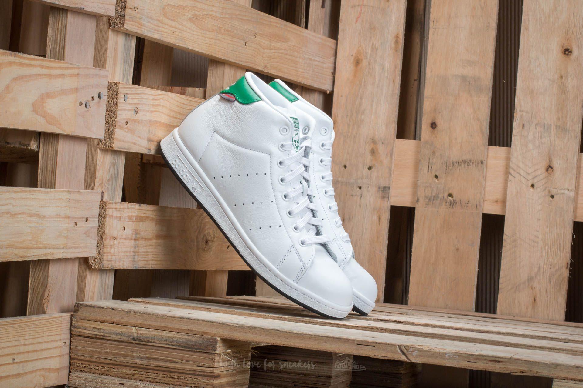 adidas Stan Smith Winter Ftw White/ Ftw White/ Green