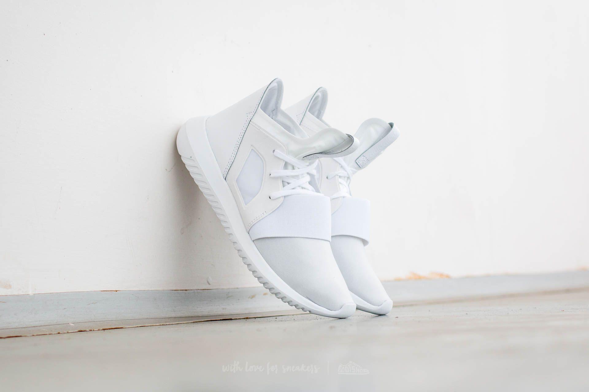 adidas Tubular Defiant W Core White/ Core White
