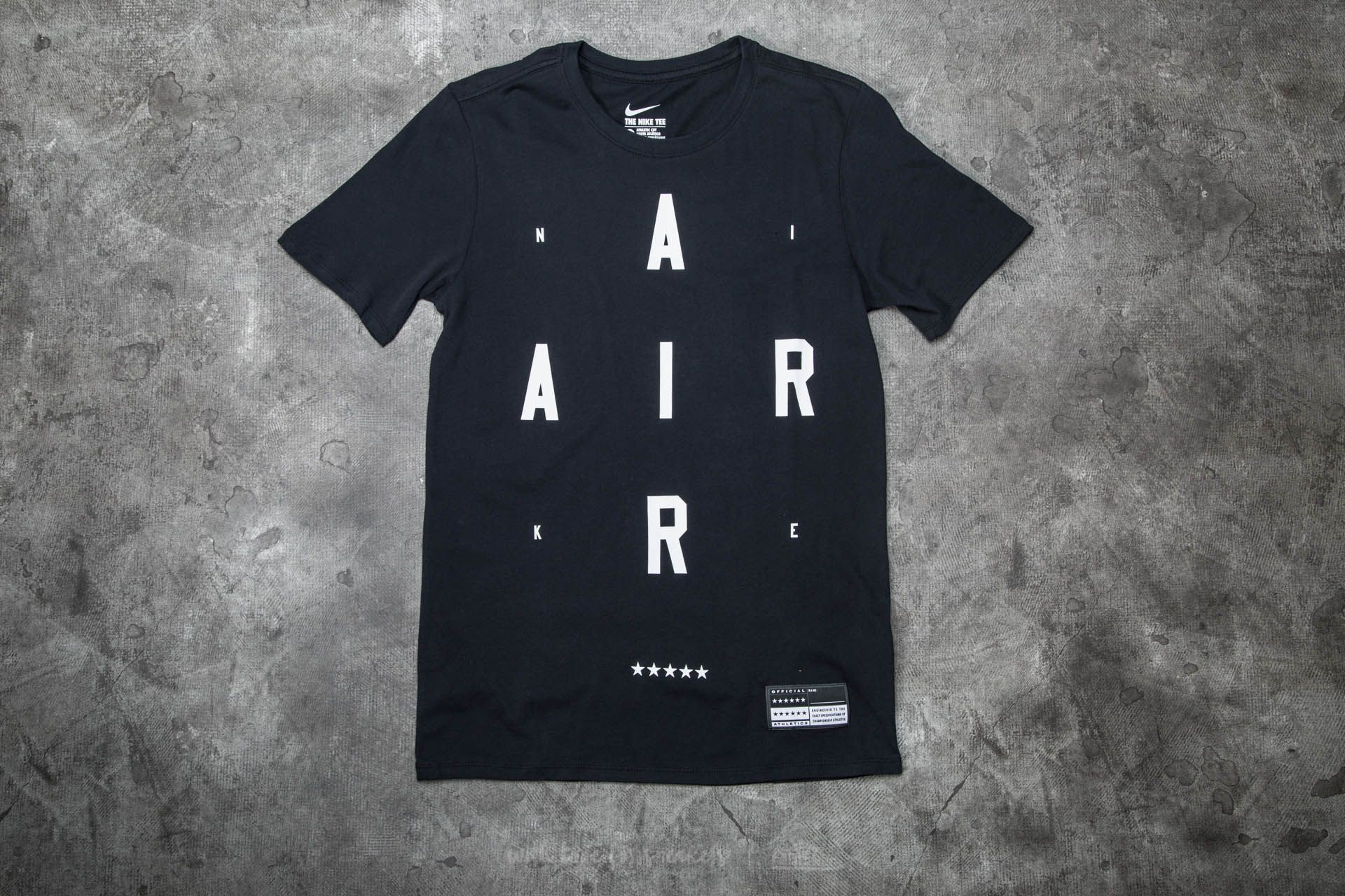 Nike Air Brand Mark 2 Tee Black