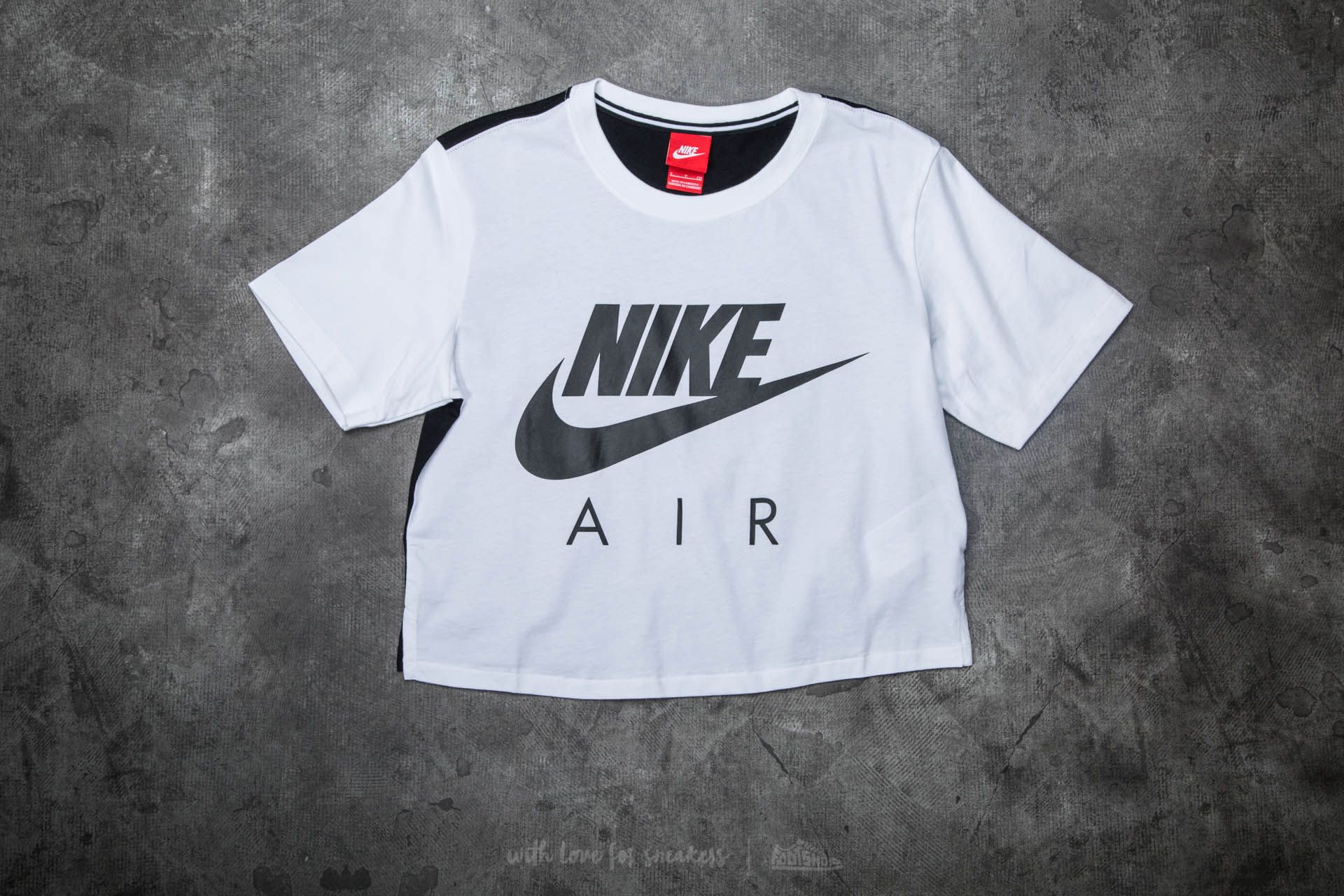 Nike Sportwear W Air Top White