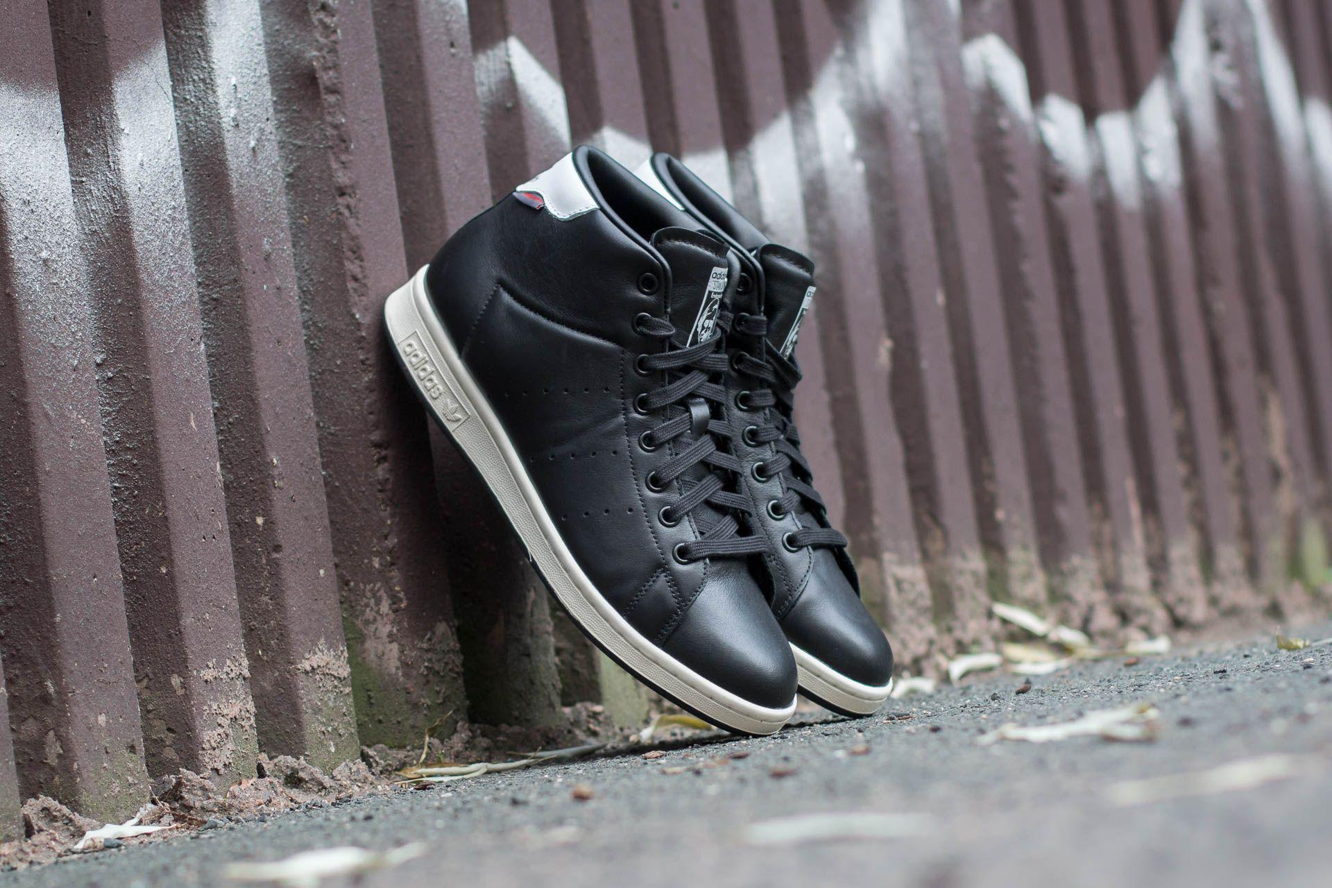 adidas Stan Winter Core Black/ Core Black/ Ftw White