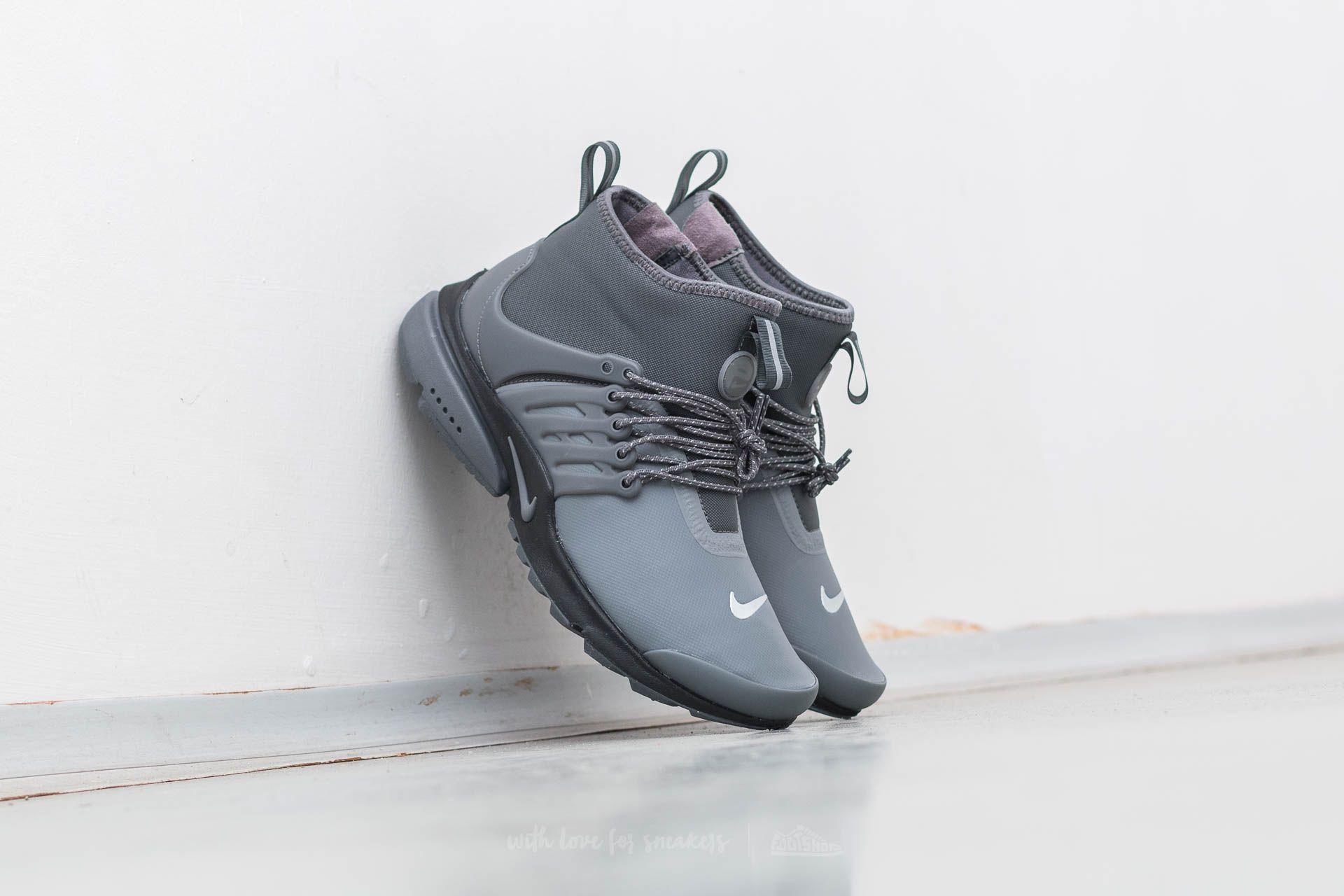 Nike W Air Presto Mid Utility Dark Grey/ Dark Grey