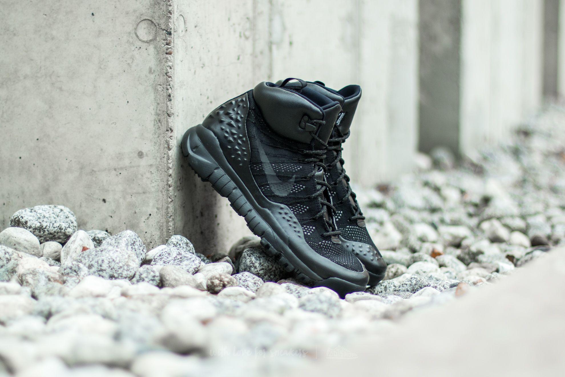 Nike Lupinek Flyknit Black/ Black-Anthracite