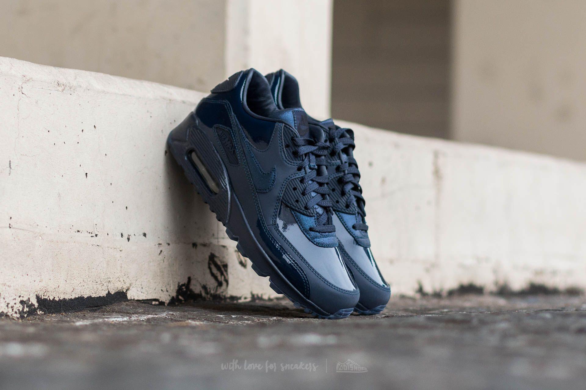 Nike Wmns Air Max 90 Pedro Lourenco Obsidian/ Obsidian