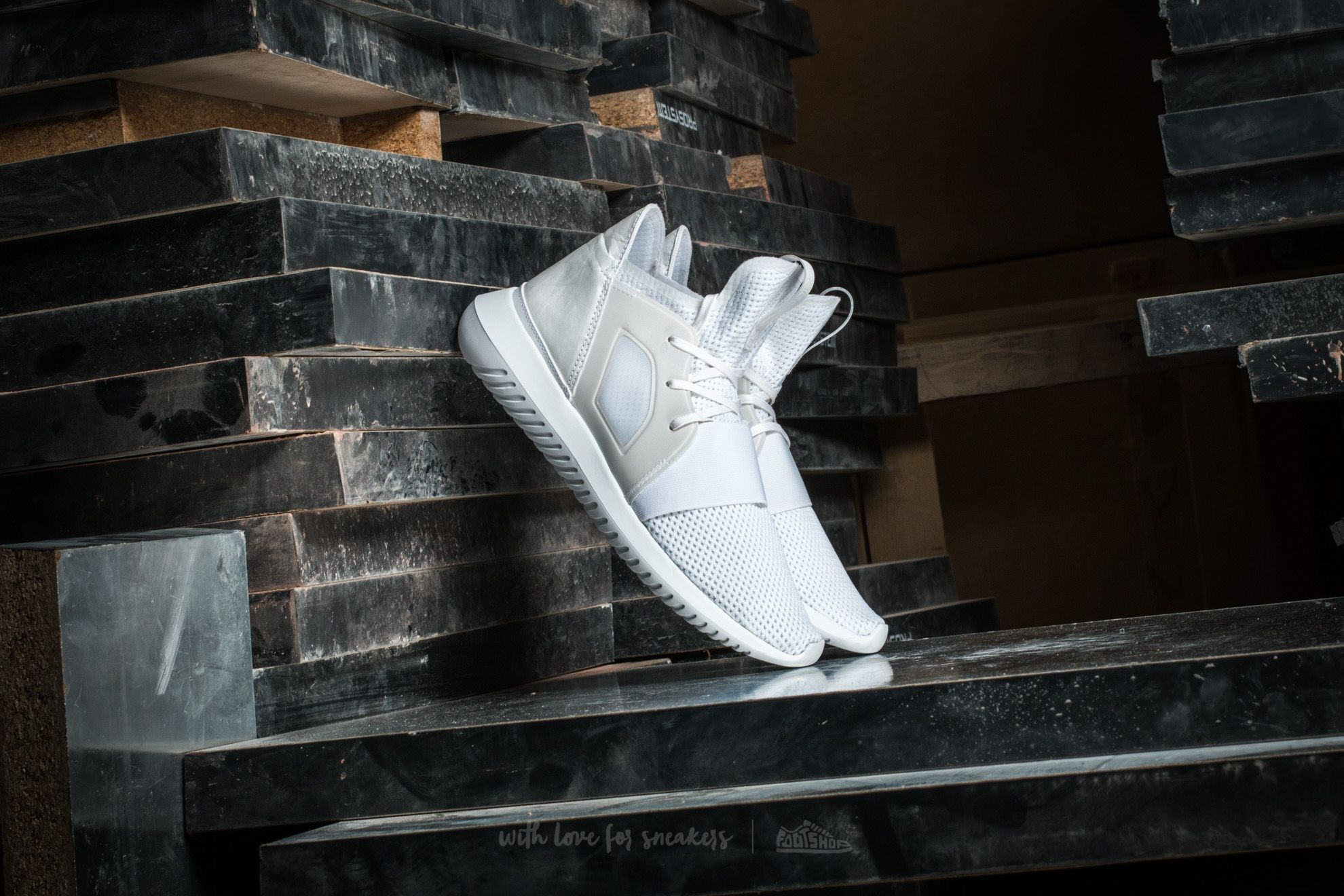 adidas Tubular Defiant W Ftw White/ Ftw White/ Ftw White