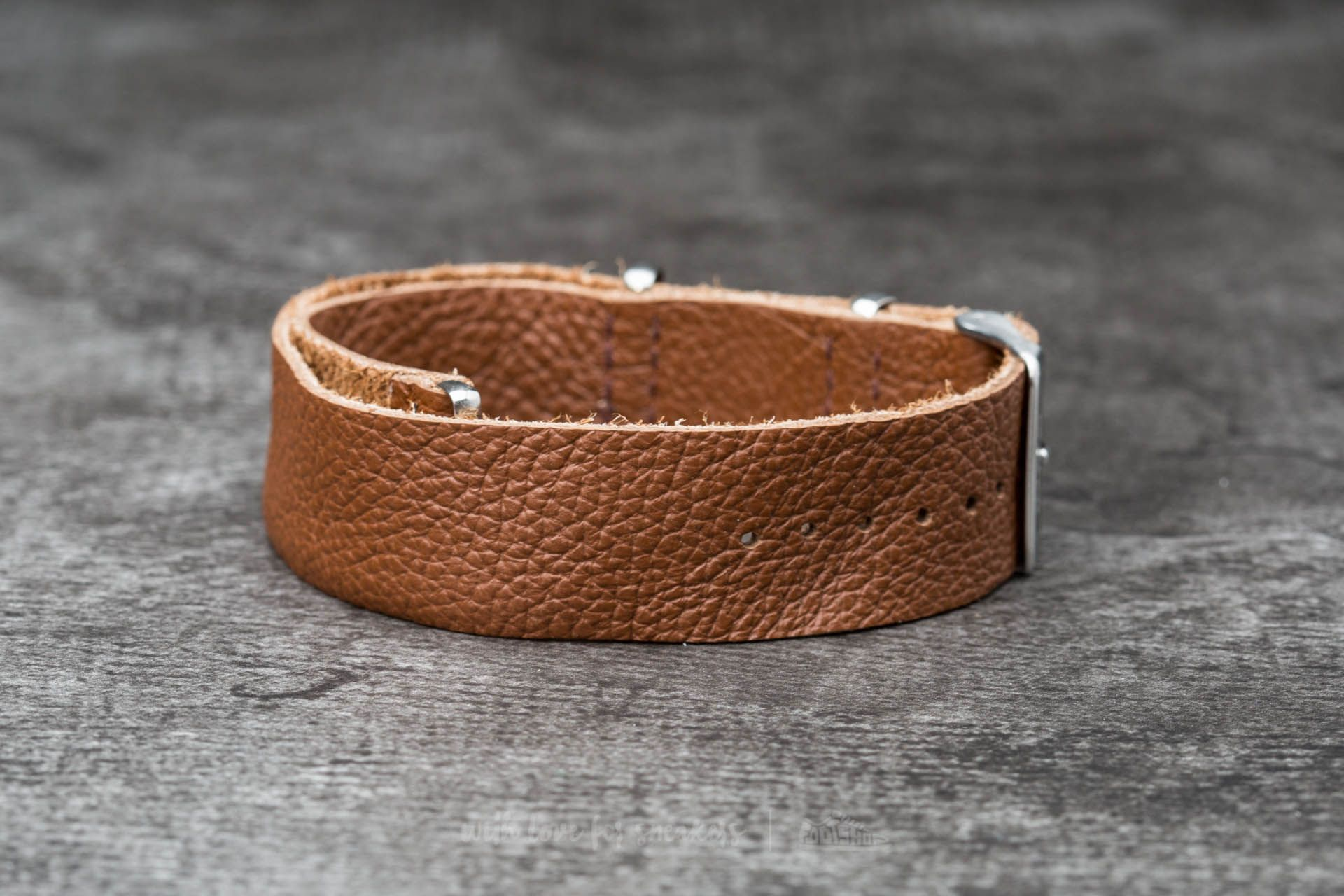 Komono Magnus Strap Brown