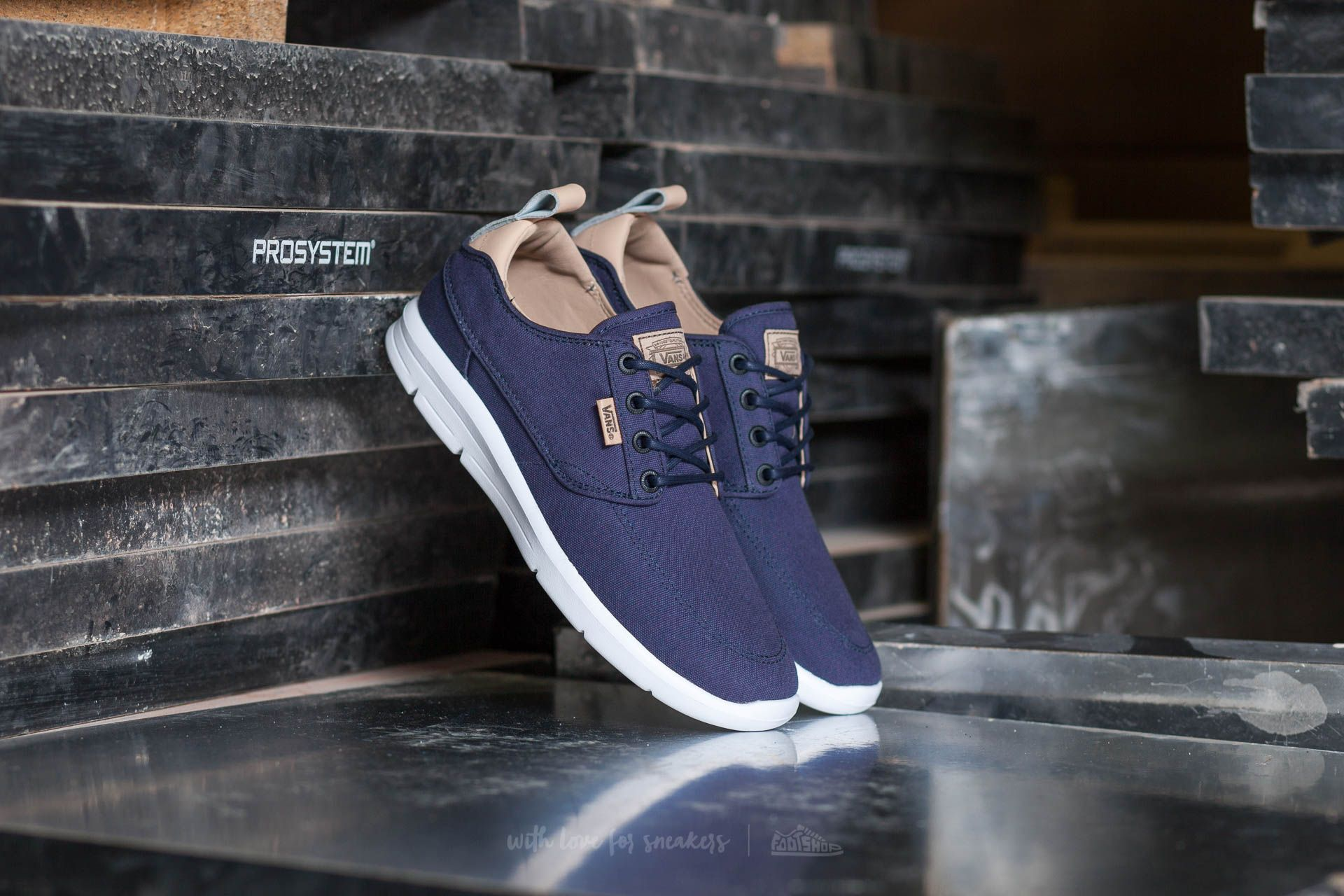 Vans Brigata Lite (C&L) Crown Blue