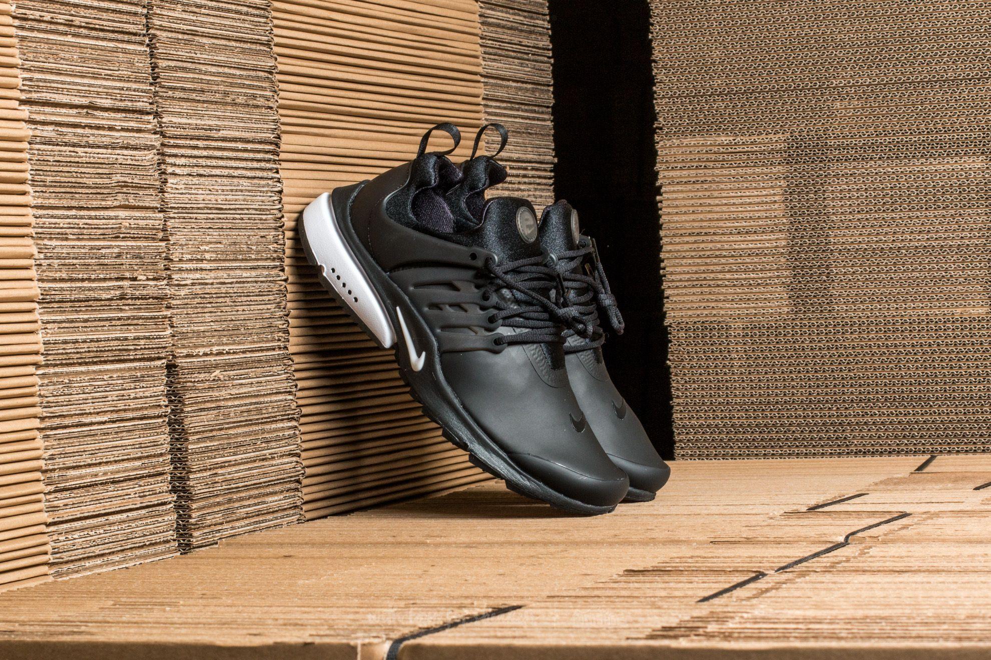 Nike Air Presto Low Utility Black/ White