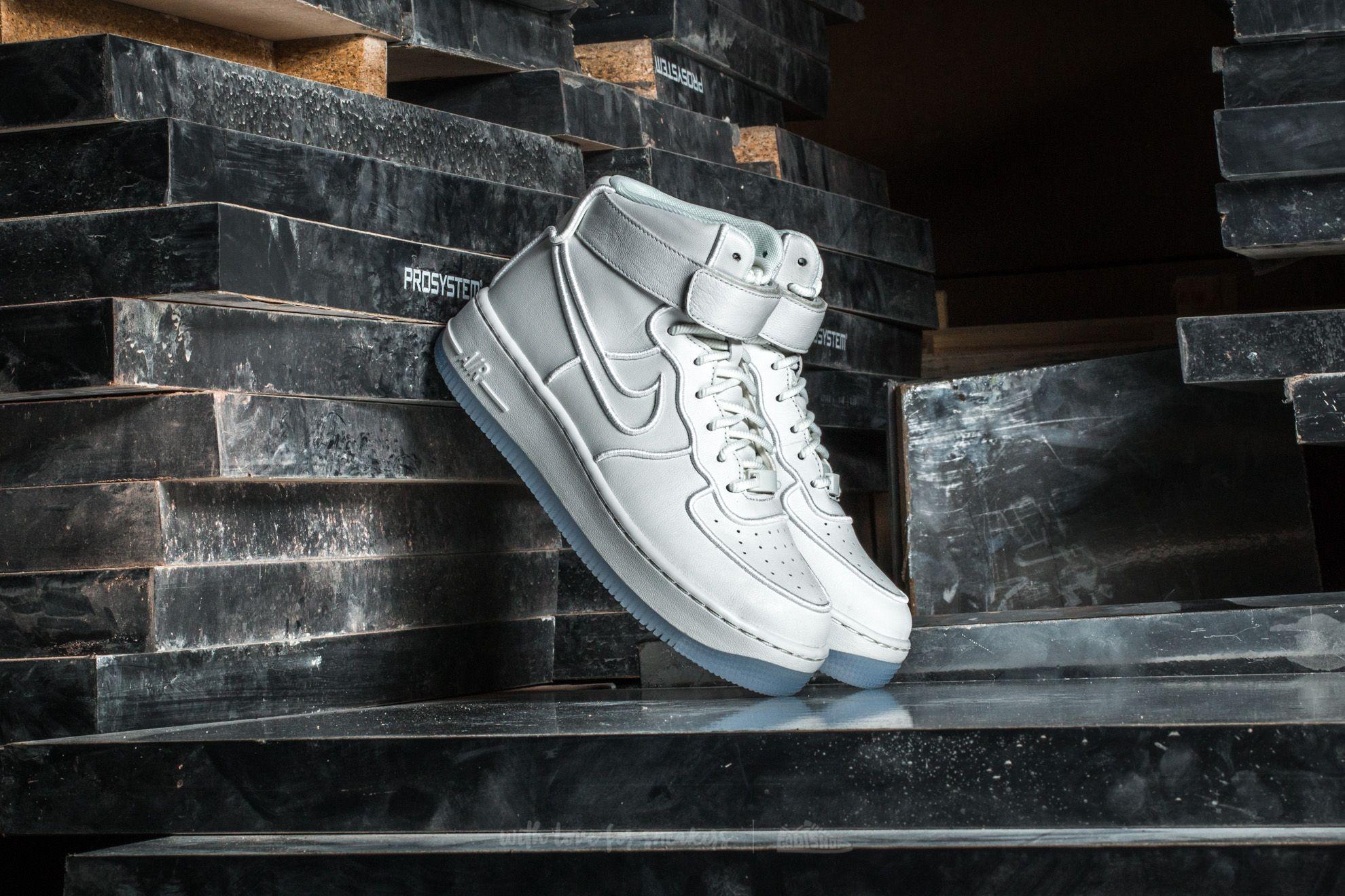Nike Wmns Air Force 1 Upstep Hi SI Summit White/ Summit White