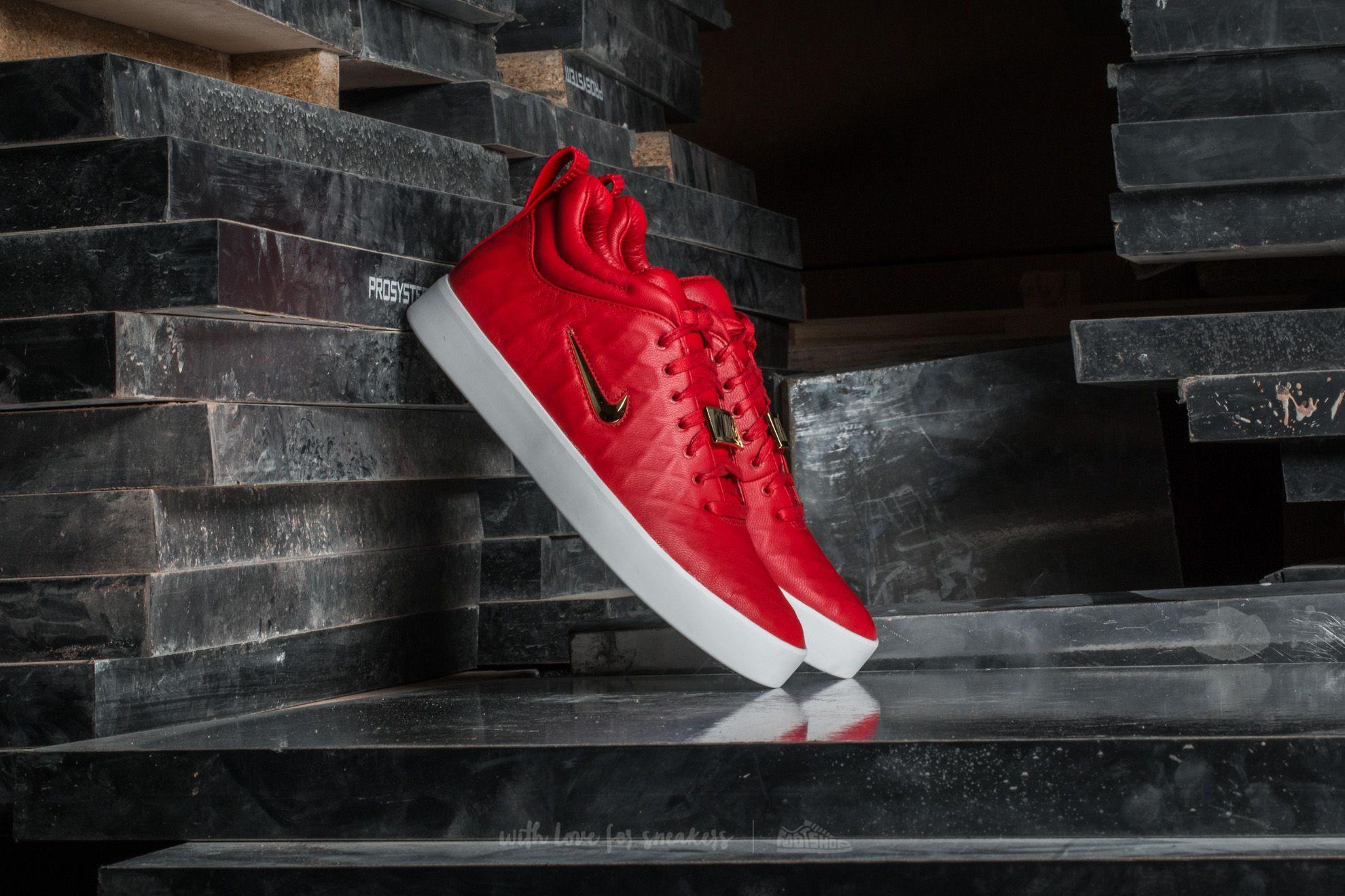 Nike Tiempo Vetta '17 University Red/ Metallic Gold