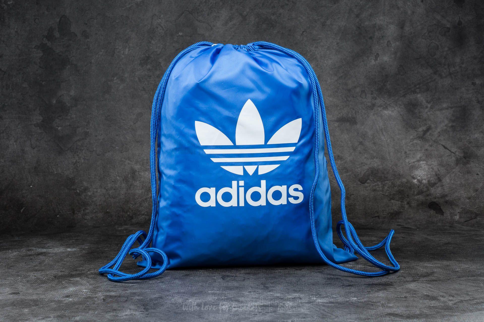 adidas Gymsack Trefoil Blue