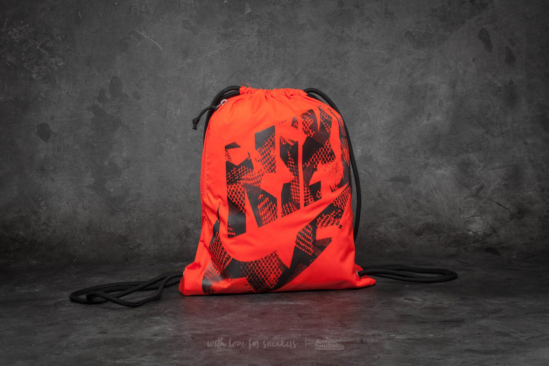Nike Heritage Gymsack Gym Red/ Black