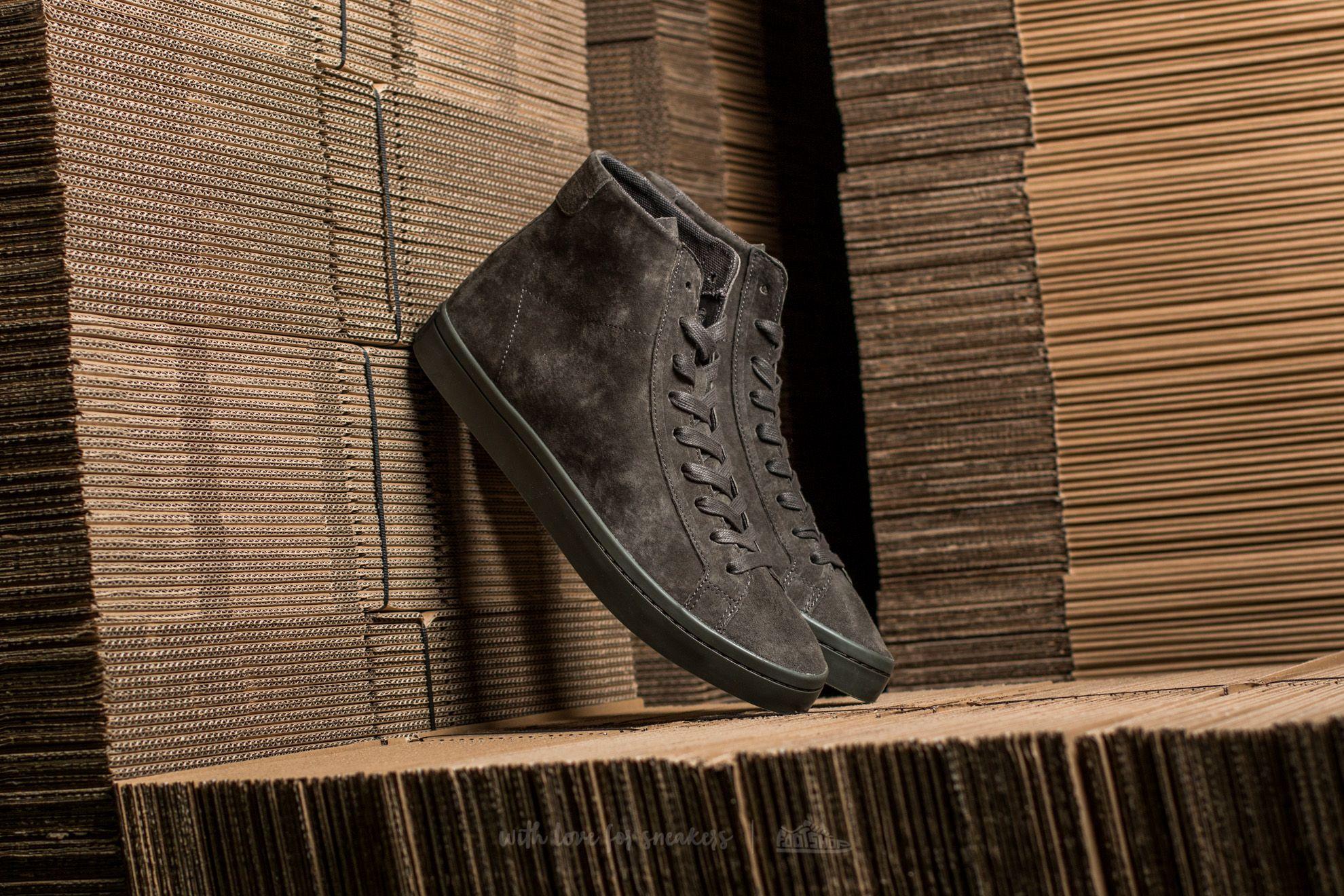 adidas Courtvantage Mid Utility Grey/ Utility Grey/ Utility Grey
