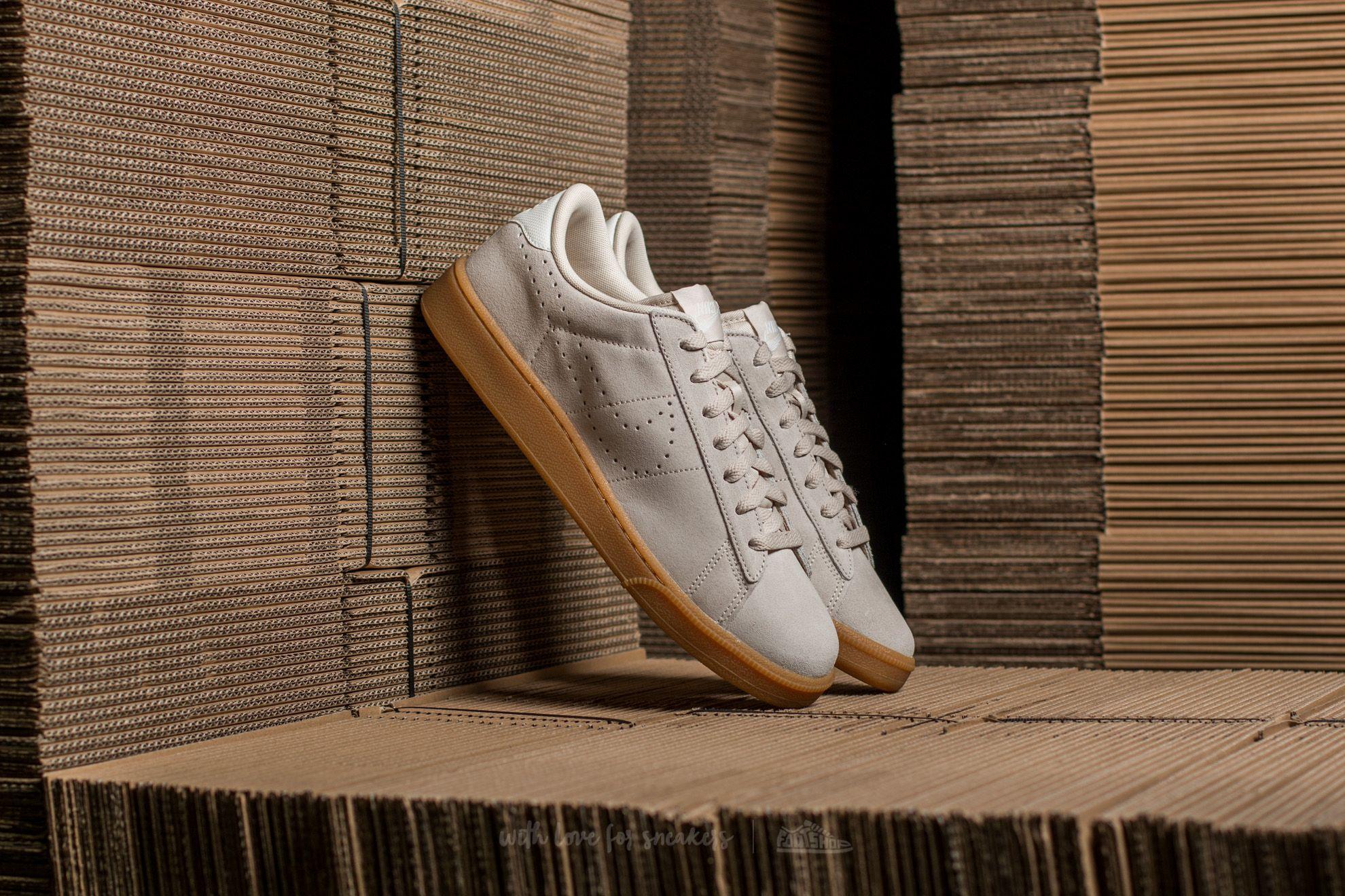 Nike Tennis Classic CS Suede Oatmeal/ Oatmeal-Ivory