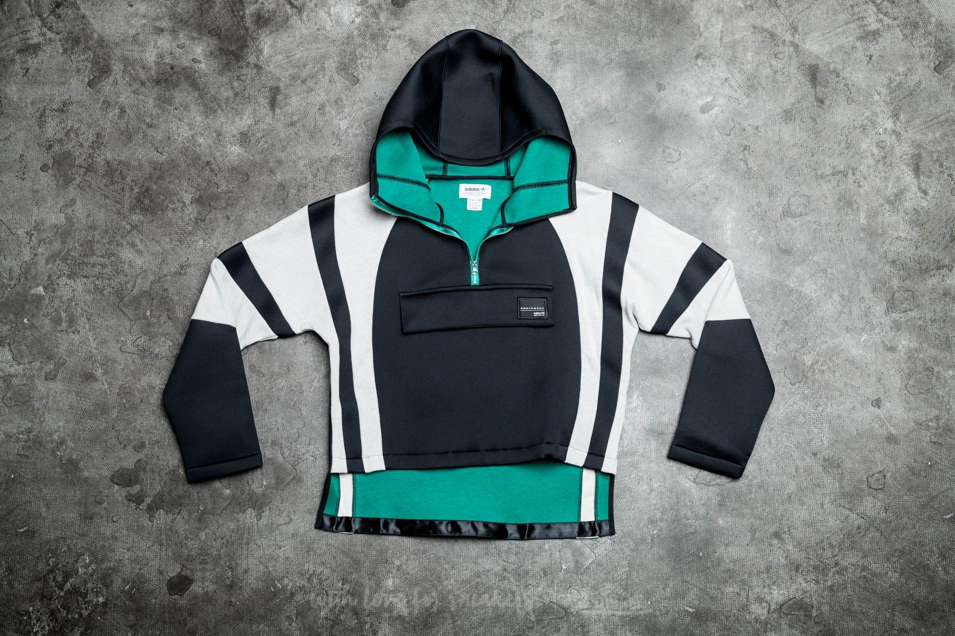 adidas Equipment Hoodie Black
