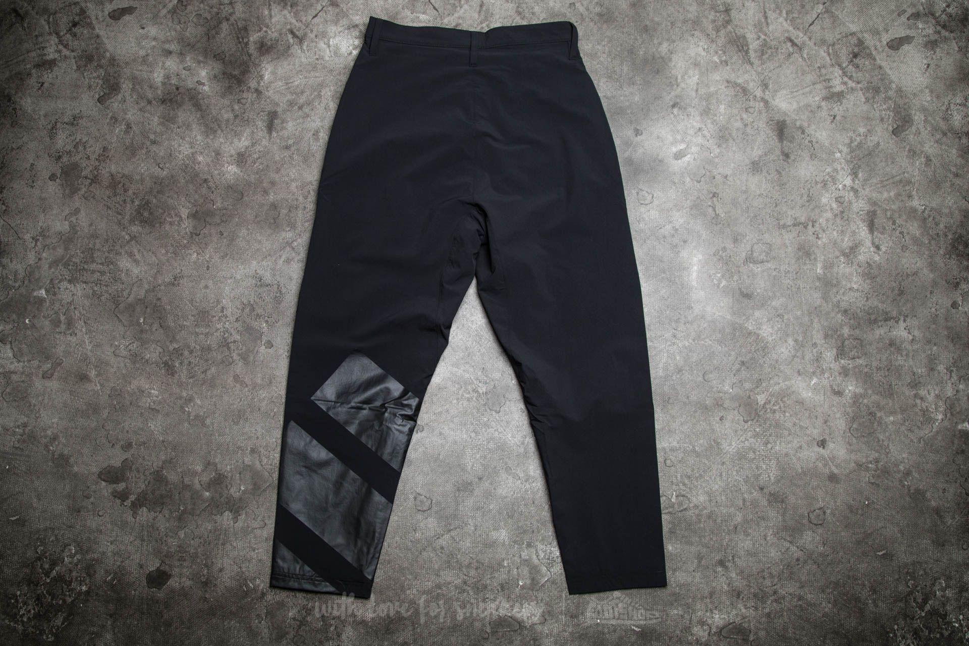 adidas Equipment Tapered Bold Track Pants Black