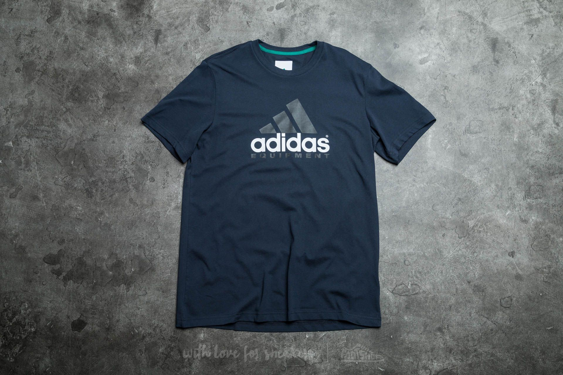 adidas Equipment Tee Night Navy