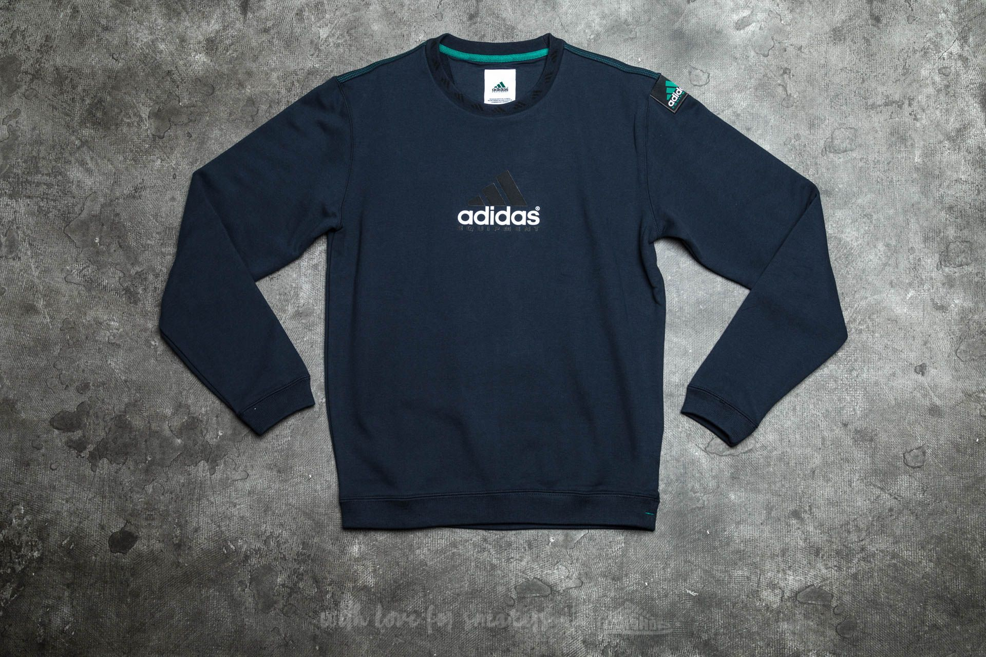 adidas Equipment Crew Night Navy