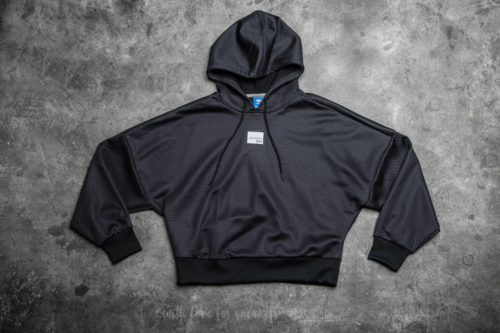 adidas Equipment Hooded Sweat Black