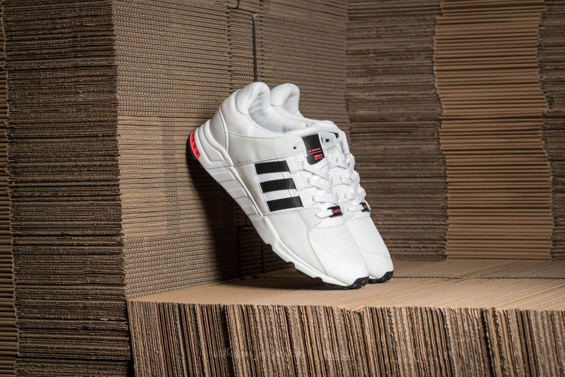 adidas Equipment Support RF Vintage White/ Core Black/ Ftw White