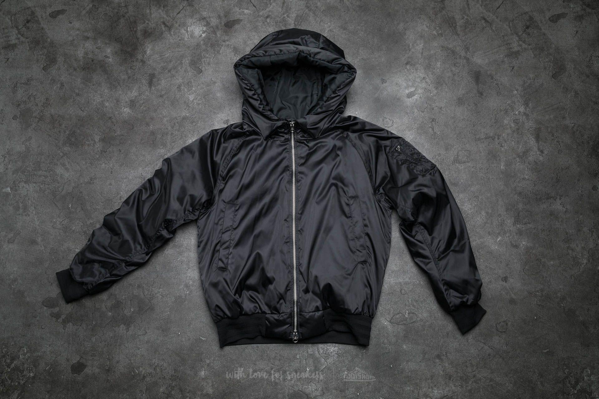 adidas Equipment Bomber Jacket Black
