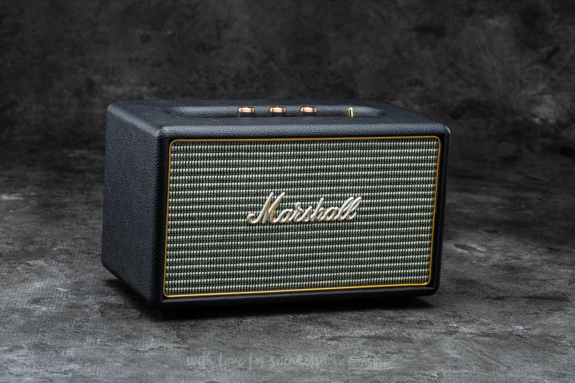 Marshall Acton Bluetooth Black