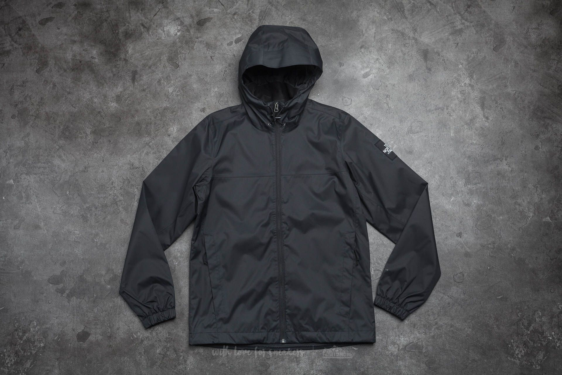 The North Face Mountain Quest Jacket Tnf Black