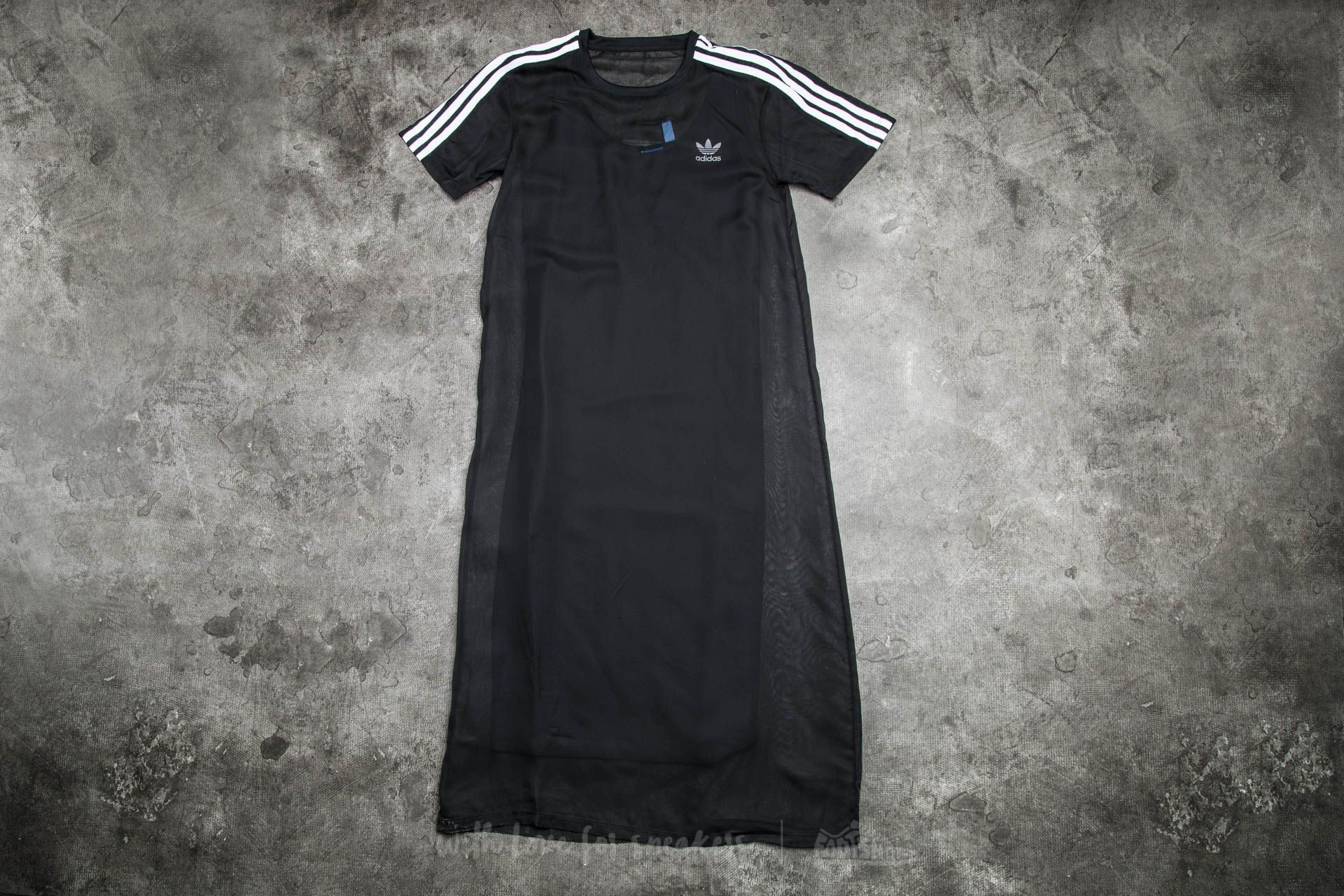 adidas 3 Stripes Layer Dress Black