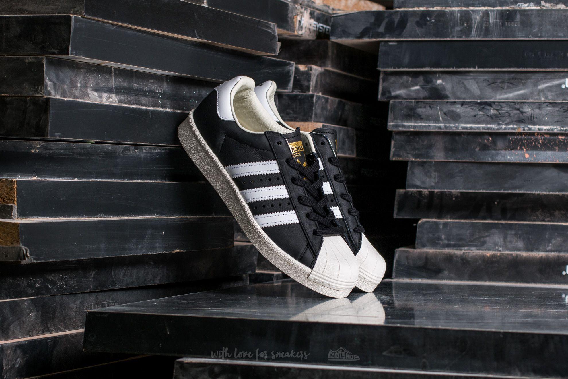 adidas Superstar BOOST Core Black/ Ftw White/ Gold Metallic